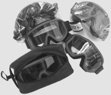 Sd goggles and bags