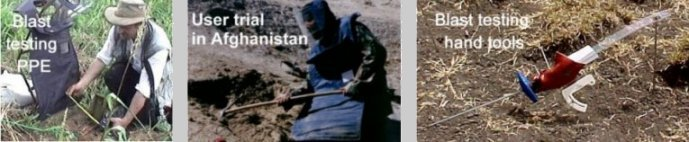 tests around the world