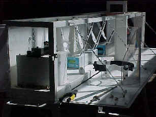 Fragmentation firing rig
